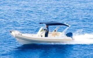 taxi boat hvar