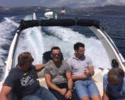 taxi boat Split Hvar price